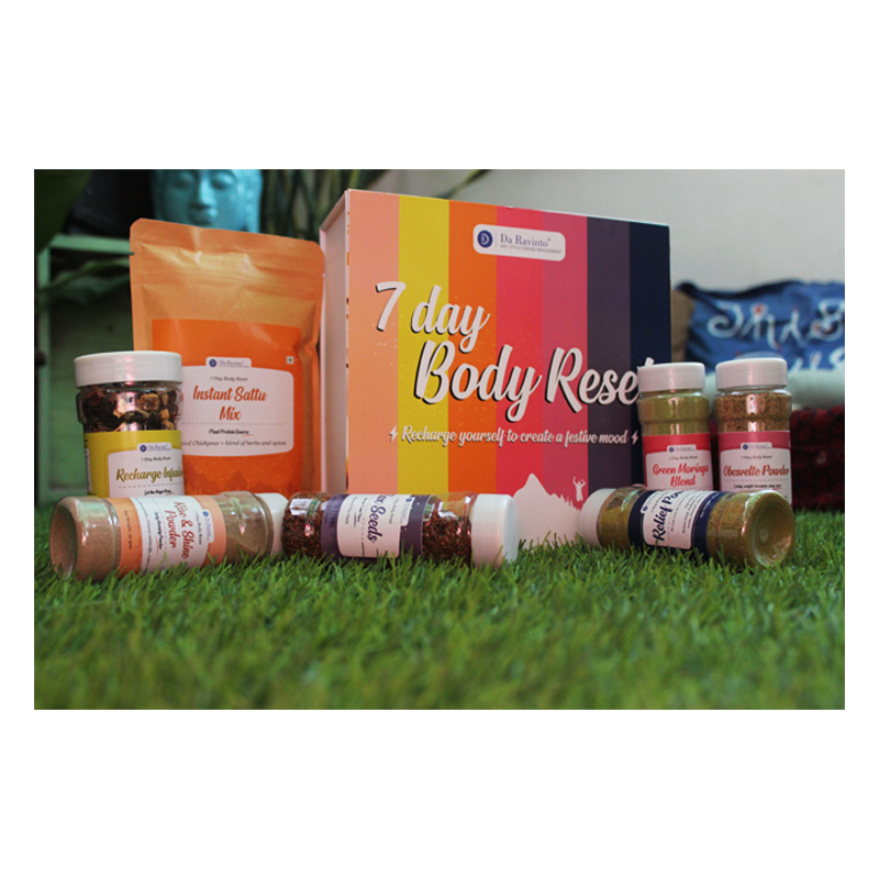 7 Day Body Reset Pack